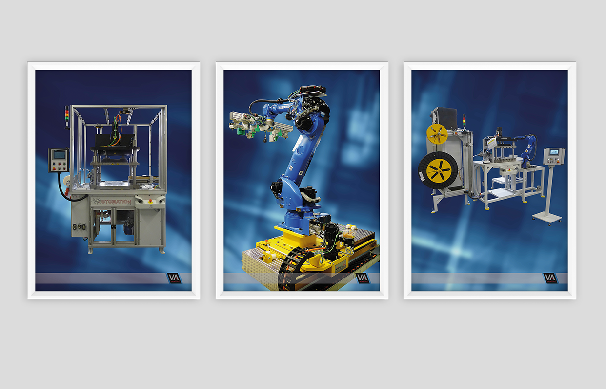 Vetter Automation GmbH & Co. KG: DIN A1 Plakate